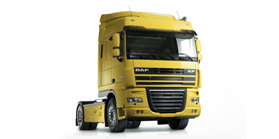 DAF used trucks